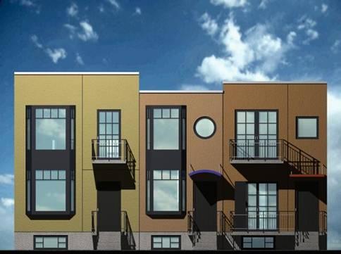 nice custom home design plans. Mass custom home  Townhouse model Espa l